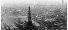 La Torre Eiffel cumplió 125 años. En su construcción no hubo accidentes mortales.