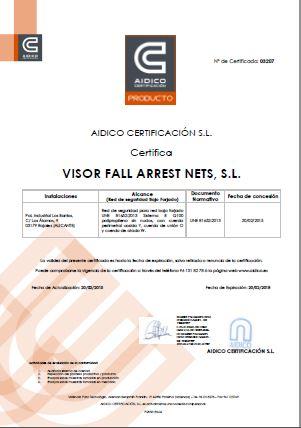 Certificación Redes Seguridad Bajo Forjado
