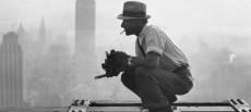 Charles C. Ebbets el fotógrafo de los rascacielos