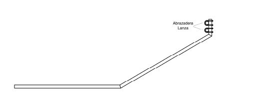 Componentes Sistema T Brazo articulado - Visor Nets