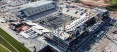 Problemas con la seguridad en la construcción de los estadios del Mundial de Brasil