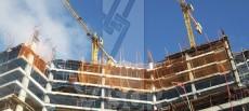 Prevención de riesgos laborales en obras de construcción: redes de protección