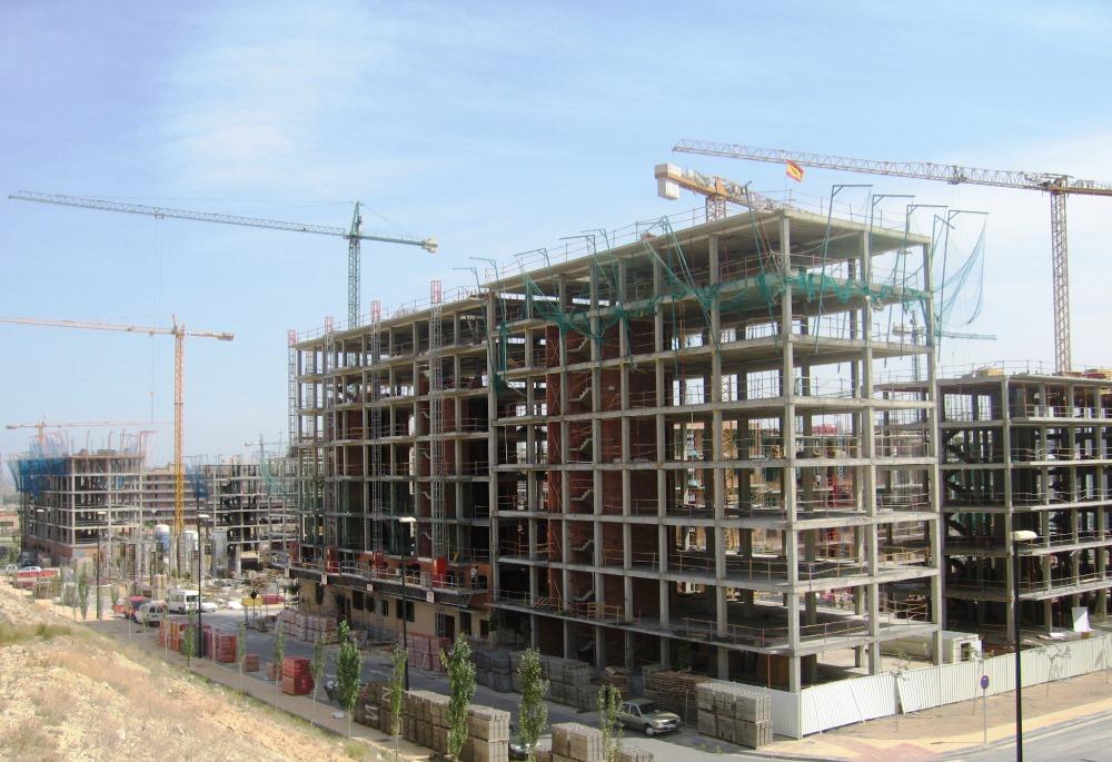 Redes de Seguridad - El sector de la construcción en España crece siete años después