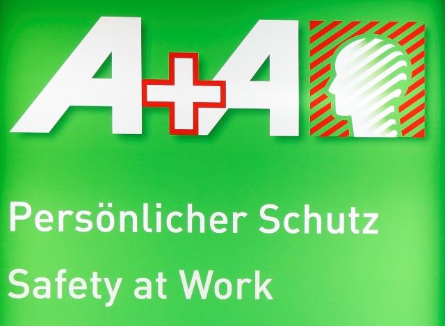 Redes de Seguridad - Feria A+A Düsseldorf Alemania