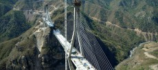 Puente Baluarte Bicentenario: El puente más alto del mundo