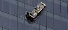 Rescate en el piso 69 del World Trade Center de Nueva York