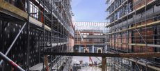 El sector de la construcción español es el que más crece de la zona euro, un 12%