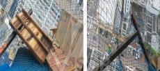 5 consejos para evitar la caída de objetos en obras de construcción