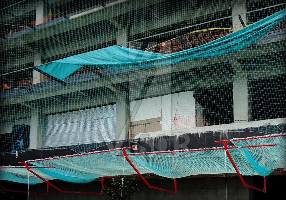 Visor Redes de seguridad - Fabricación e instalación de redes de seguridad para construcción