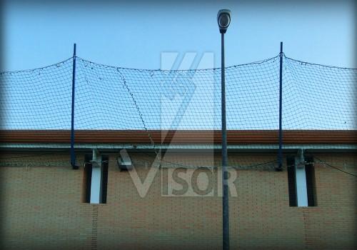 Visor Redes de Seguridad - Sistema Certificado Tipo U