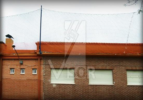 Visor-Redes-de-Seguridad-Soluciones-a-medida-instalacion-fotovoltaica-Sistema-redes-de-seguridad-tipo-U