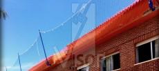 Cubiertas fotovoltaicas en varios colegios en Alcantarilla (España)