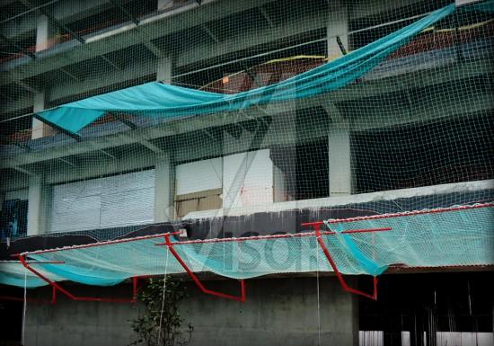 Visor-Redes-de-seguridad-Centro-Comercial-Titan Plaza-Sistemas-de-seguridad-colectiva