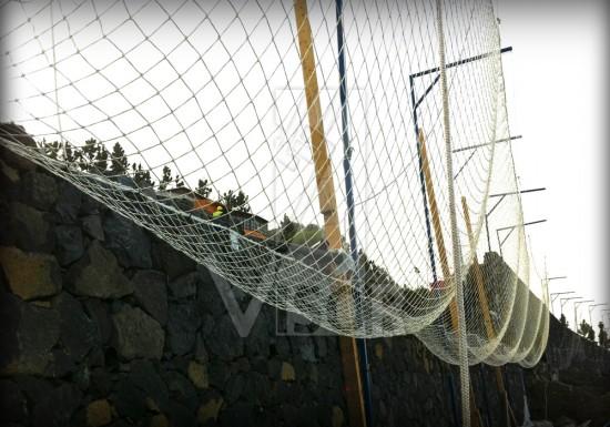 Visor-Redes-de.Seguridad-Tramo-Carretera-Tajuya-Canarias-procedimiento-de-rescate