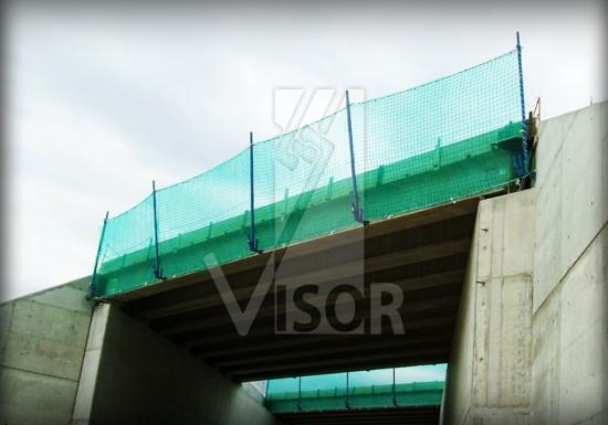 Visor-redes-de-seguridad-puentes-y-viaductos-anclaje-vigas-doble-t