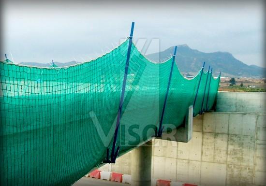 Visor-redes-de-seguridad-puentes-y-viaductos-vigas-doble-t