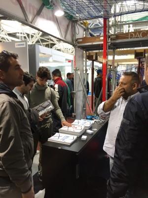 VisorNets - Feria SAIE - Redes de Seguridad