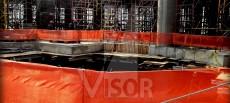 Fabricación e instalación de mallas de polietileno