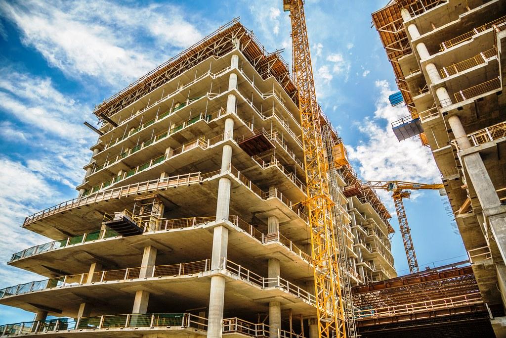 Protecciones colectivas en construcción