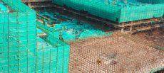 Redes anti escombro