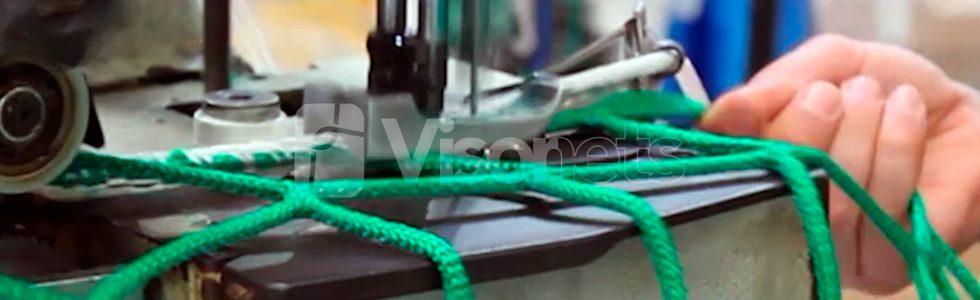 Fabricación de redes de protección a medida